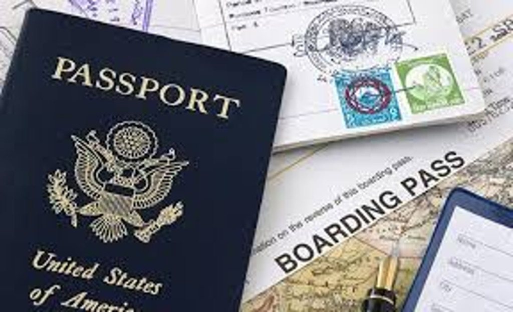 Top 5 Passport tips