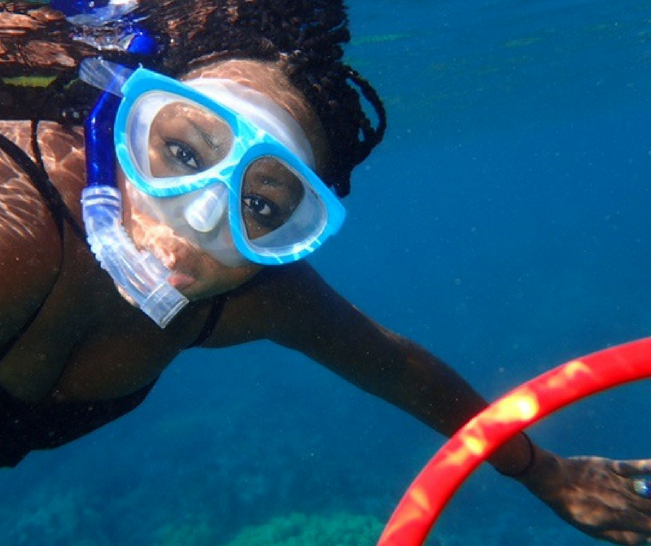 5 Ways to get through your first time snorkeling