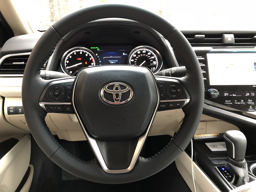 Date Night In The 2018 Toyota Camry
