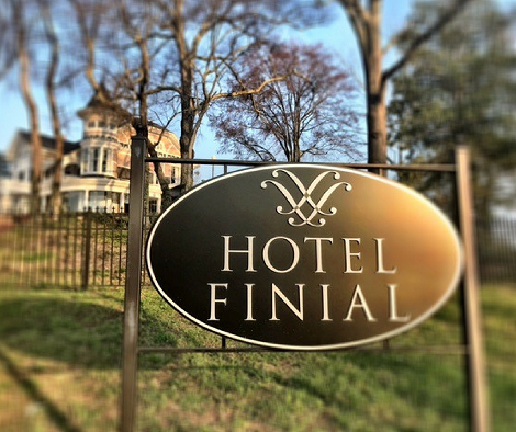 Proof That Hotel Finial is Exactly What You Are Looking For